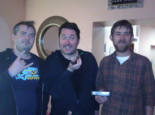 Doug Benson loves The Incredibowl m420