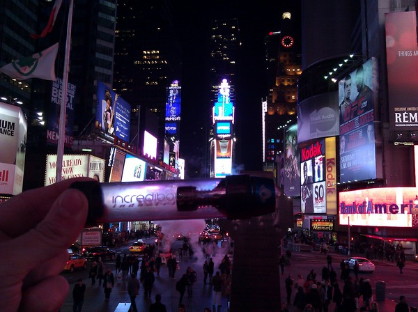 Incredibowl m420 Times Square